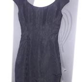 Коктельное черное платье