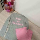 Пижама для девочки бренда primark