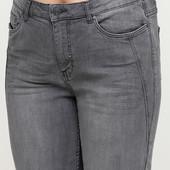 Шикарные серые джинсы-джеггинсы от esmara р.54 евро