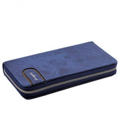 Портмоне Baellerry Denim S1514 Blue