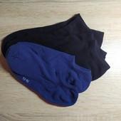 Комплект 3 шт мужские короткие носки Livergy Германия размер 43-46