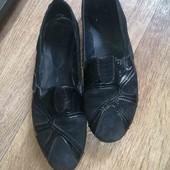 Красивые женские туфли, размер - 39-40