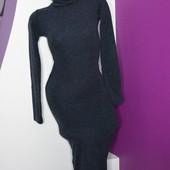 Теплое платье гольф Colorit Porichka р.42-44