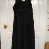 Элегантное вечернее платье Next, размер 16. Сток!