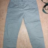 Голубые джинсики на девочку 3-4 года
