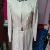 шикарний комплект кардіган і сукня