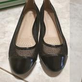 Новые Балетки женские туфли, ст.24
