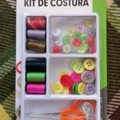 Фирменный Набор для творчества Kit de costura.