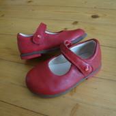 Туфли Clarks натур кожа 20-21 размер