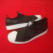 Кроссовки Adidas Superstar Slip On оригинал 39-40 размер 25,5 см