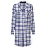 Esmara фланелевое платье для дома ночная рубашка р.XS