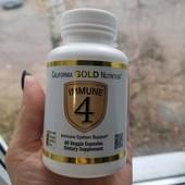 Укрепляем иммунитет шикарная формула витамин С, Д3, цинк и селен, 60 штук