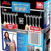 Вешалка для одежды 10 в 1 Wonder Hanger Max