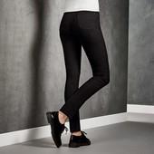 Дорогие джинсы с завышенной талией,премиум класса, р 40 германия