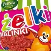 Желейные конфеты Zelki Fiesta Польша 80г. Лот 1 упаковка. Можно докупить