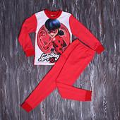 Пижама Леди Баг размеры 110-134