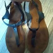 Кожаные сандалии женские Espirit, размер 36