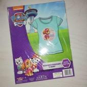 Гарна нова футболочка з паєтками Disney