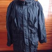 Чёрная куртка(пог-68 см)