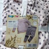 Lupilu костюм для малышки 62-68 см