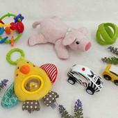 Игрушки для малышей одним лотом
