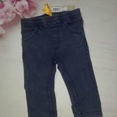 Гарні стрейчеві джинси