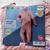 Lupilu ромпер пижама 98-104 см
