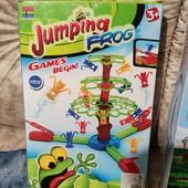 Игра для всей семьи прыгающие мартышки (жабки)
