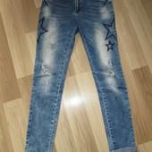Суперові стрейчеві джинси Emma Girl розм 16