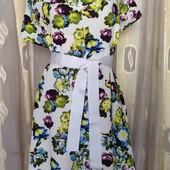 новое платье из фактурной ткани