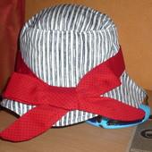 Стильная панамка шляпка Dembohouse для девочки р. 48