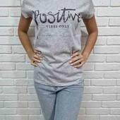 Гарна жіноча футболка.Розмір 44 і46.