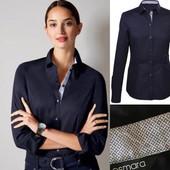 ❤️Esmara Германия❤️элегантная блуза деловой стиль идеальная посадка евро 38