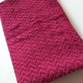 Махровий добротний якісний банний рушник Tukan у Ідеальному стані140*70