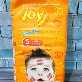 Подгузники Joy Every Day 5 ( 11-25 ) 44 шт!