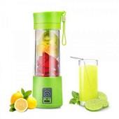 Кружка блендер для смузи с функцией Power Bank Juice Cup