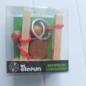 Elefun Деревянная головоломка