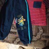 Комплект на хлопчика 4-5 років