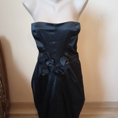 Коктельне плаття бюстье, стан нового, 10% знижка на УП