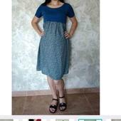 платье для беременных и кормящих. 48