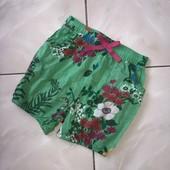 Стоп ) ❤ Фирменные яркие коттоновые шорты для девочки,1-2 года❤ Много лотов!