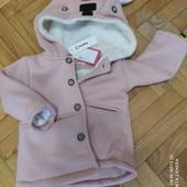 Очень милое детское пальто