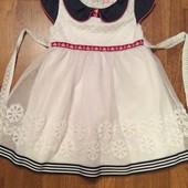 Шикарное платье ( одето 1 раз) на 5 лет, будет дольше