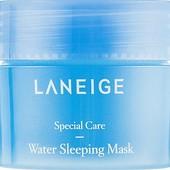 Laneige water sleeping mask! хит корея лучшая ночная маска + бонус 2 кокона шелкопряда