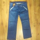 Чоловічі джинси р.33. Як нові. Див заміри