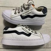 Кожаные кроссовки с супинатором Shoesme 26 размер стелька 16 см