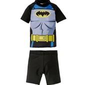 Комплект для купания мальчику Disney Batman Германия, защита от ультрафиолетового излучения 74/80