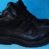 кожаные термо ботинки worx 45 размер 3
