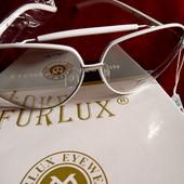 Солнцезащитные очки авиаторы крупные Furlux, унисекс, UV400
