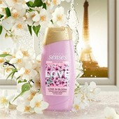 Крем-гель для душа Avon Senses Love in Bloom.250мл.